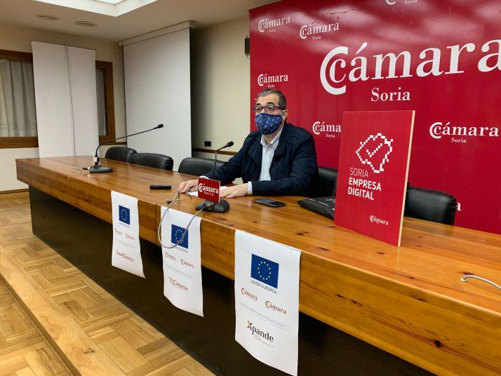 Foto 1 - Covid: La Cámara presenta ayudas directas a pymes y autónomos de Soria por hasta  600.000 euros