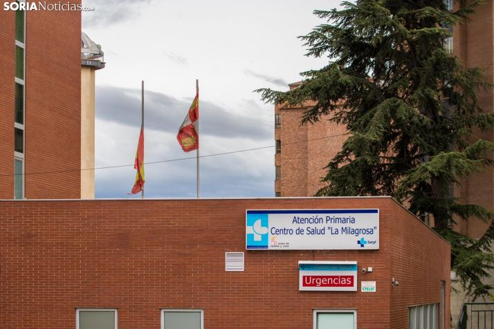 Centro de Salud de La Milagrosa.