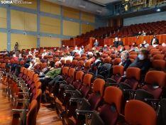Una imagen de la sesión de entrega de premios. /SN