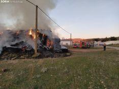 Una imagen del incendio/SN