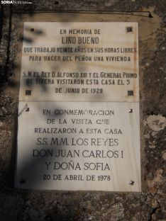 Foto 3 - La 'Casa de piedra' de Alcolea de Pinar o el titánico afán de un soriano