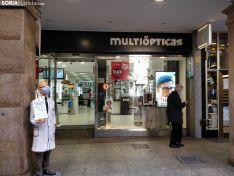 Foto 2 - Multiópticas Monreal instala un innovador sistema para garantizar la seguridad anti Covid