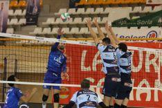 Foto 6 - L´Illa Grau se reivindica en Soria y gana 1-3