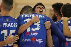 Foto 2 - L´Illa Grau se reivindica en Soria y gana 1-3
