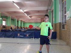 Foto 4 - El tenis de mesa soriano sigue adelante