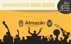 Almazán honrará a Santa Cecilia con dos sesiones de su Banda municipal de música