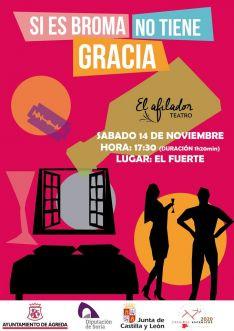 Foto 2 - Este sábado, teatro en Ágreda