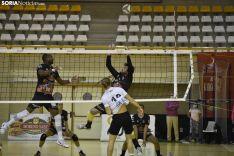 Moreno Sáez Sporting CV Soria-Parla Quorum.
