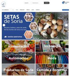 Foto 4 -  El consumidor soriano puede contribuir a salvar el comercio local realizando sus compras en compraensoria.com