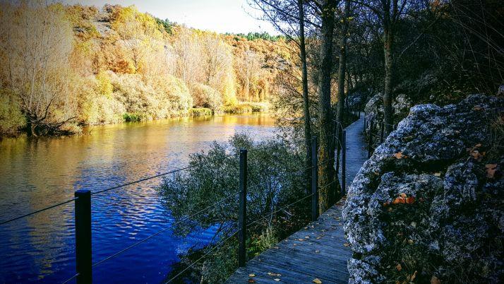 Foto 1 - Un paseo por las pasarelas del Duero en Soria, foto a foto