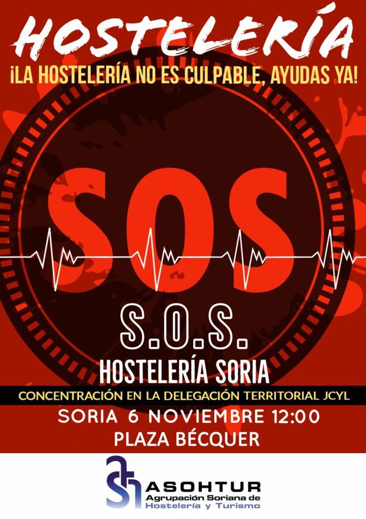 Foto 1 - ASOHTUR secunda mañana una protesta en Valladolid y convoca para el viernes una concentracion en Soria