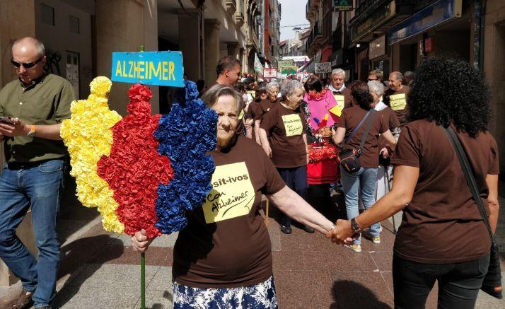 Foto 1 - Apoyo económico para el Centro de Día de Alzheimer Soria