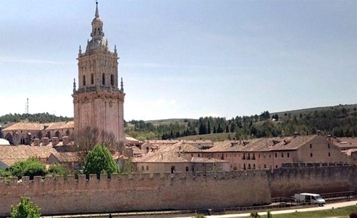 Una imagen de El Burgo de Osma, localidad que cuenta con un Centro de Iniciativas Turísticas.