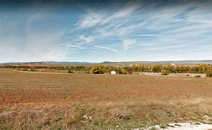 Terrenos cercanos a Velilla de la Sierra. /GM