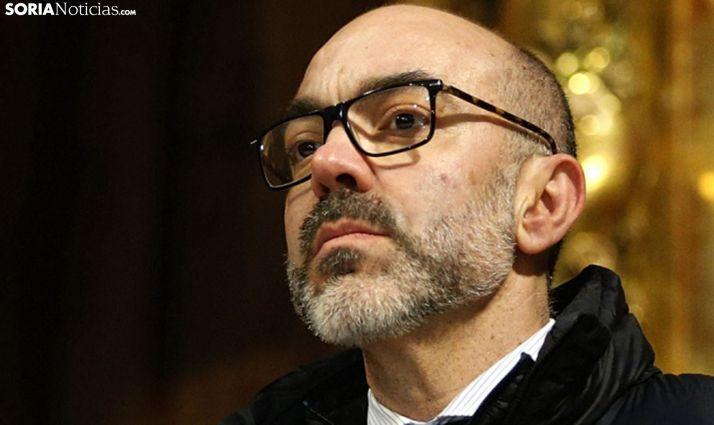 Javier Ortega, consejero de Cultura y Turismo.