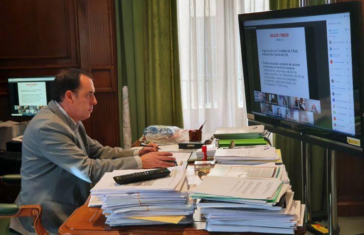 Serrano asume la vicepresidencia del Consorcio Camino del Cid, que intensificará la promoción de la ruta