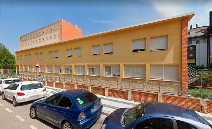 Residencia juvenil Gaya Nuño.