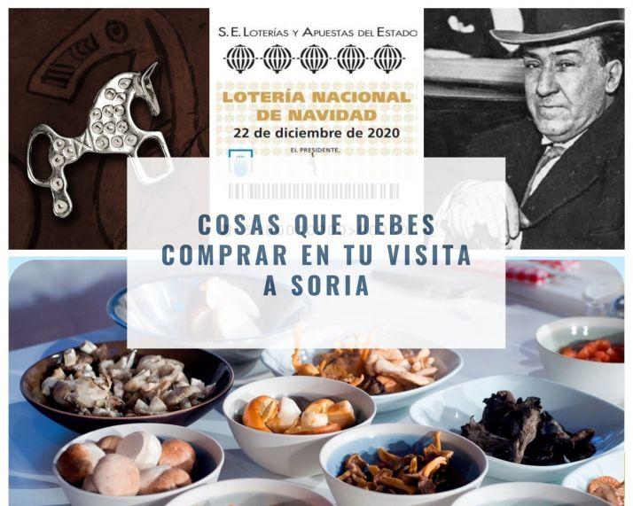Foto 1 - Turismo en Soria: Regalos y recuerdos que debes llevarte de la provincia