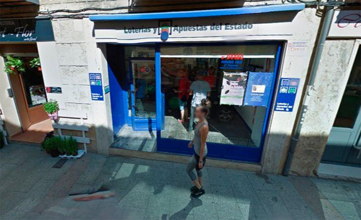 Foto 1 - La lotería deja, al menos, 120.000 euros en El Burgo