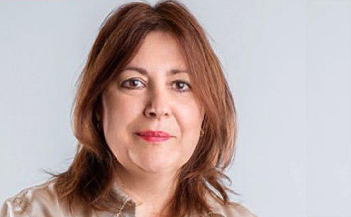 María Luisa Aguilera, alcaldesa de San Esteban de Gormaz.