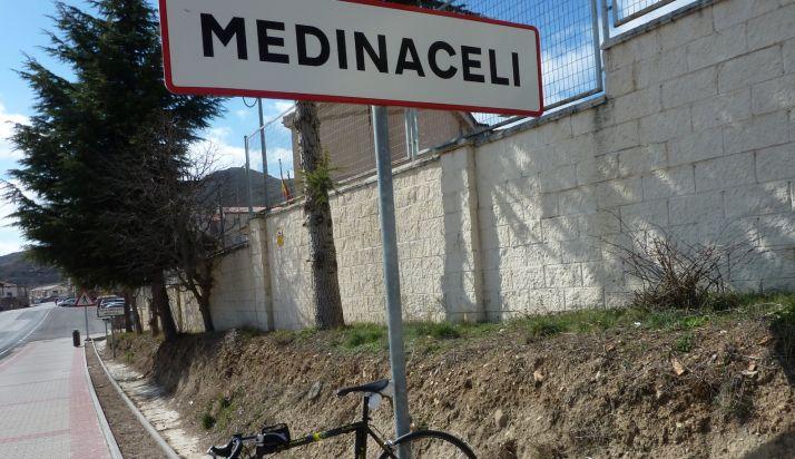 Entrada a Medinaceli.