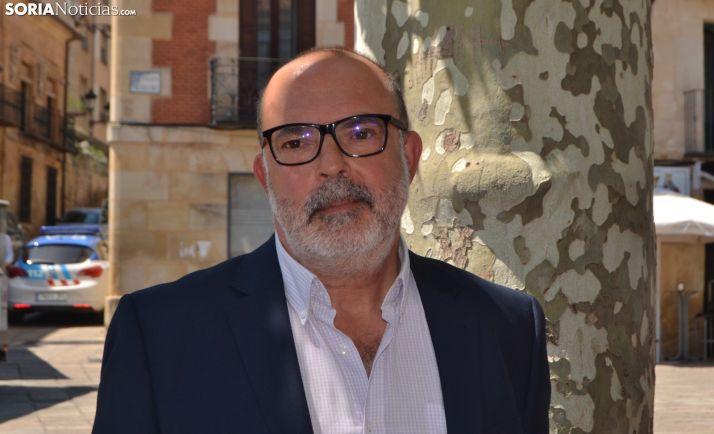 Miguel Latorre en una imagen de archivo.
