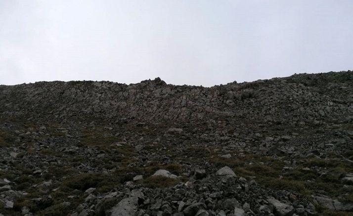 Foto 1 - Fallece un montañero al caerle una piedra en León
