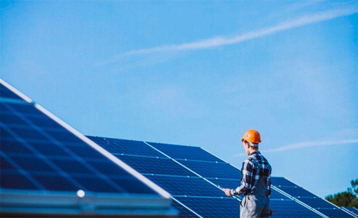 Foto 1 - Autorizado un parque solar en Tejado
