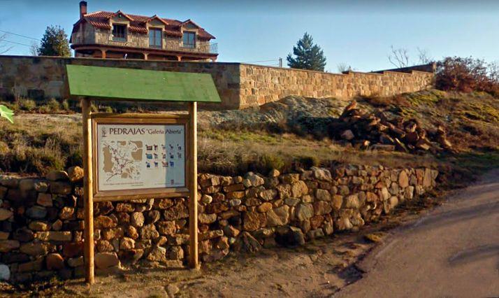 Una imagen a la localidad de Pedrajas, pedanía de la capital. /GM