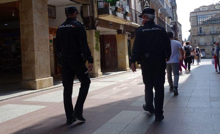 Foto 1 - Detenido por negarse a ser identificado tras requerirle el uso de la mascarilla