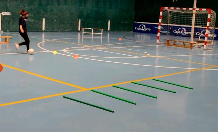 Foto 2 - La Diputación lanza el primer reto deportivo online para escolares del medio rural