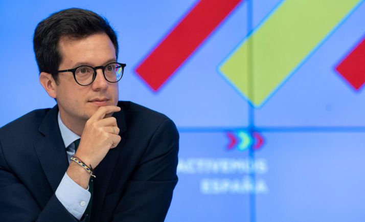 Tomás Cabezón, diputado en el Congreso por Soria.