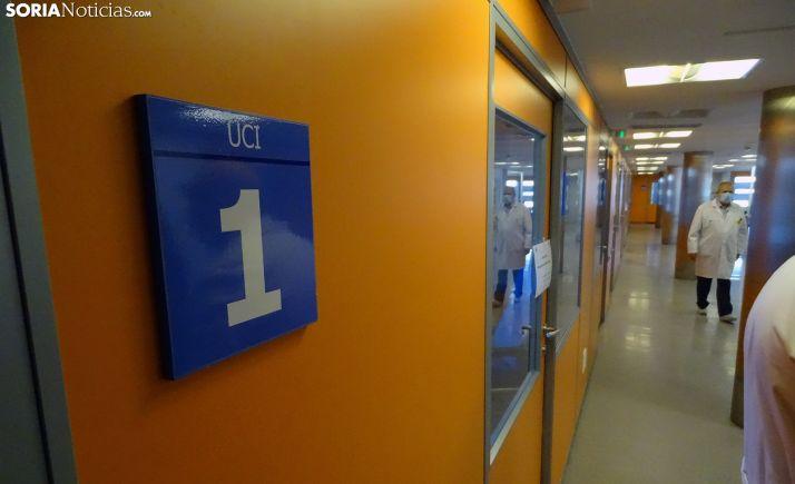 Una imagen de las nuevas instalaciones de la UCI del Santa Bárbara. /SN