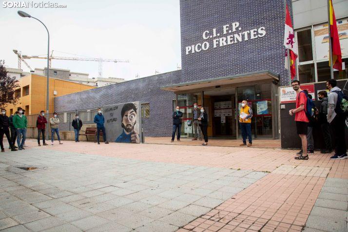 CIFP Pico Frentes, en Soria.