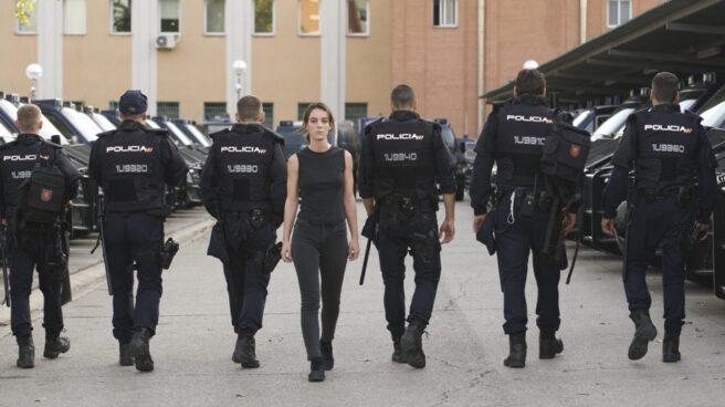 Foto 1 - 'Antidisturbios', el nuevo gran éxito de Movistar +