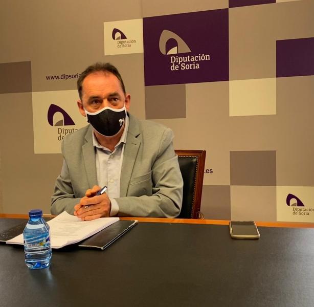 Foto 1 - Serrano anuncia que los presupuestos de 2021 se centrarán en ayudar a personas y empresas