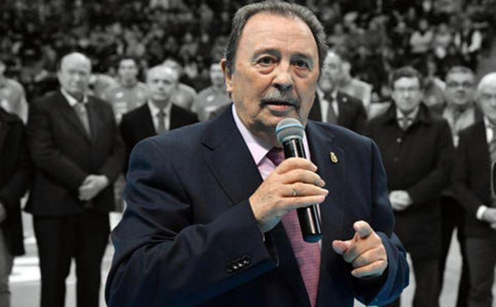 Foto 1 - La FCCR lamenta  el fallecimiento de Juan de Dios Román, inductor del servicio de Medicina Preventiva de la fundación