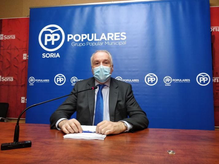 Foto 1 - El PP lamenta que el Ayuntamiento se gaste 4 M€ en comprar un palacio y solo un millón en ayudar a los autónomos