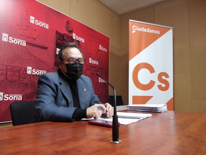Foto 1 - De Gregorio critica que el PSOE haya perdido 13 años con el Cerro de los Moros