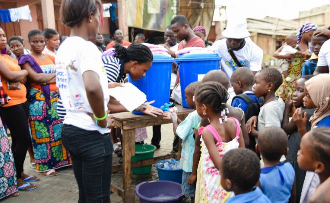 Foto 2 - La Fundación Pedro Navalpotro financia  con 5.000 euros proyectos hidráulicos  de UNICEF