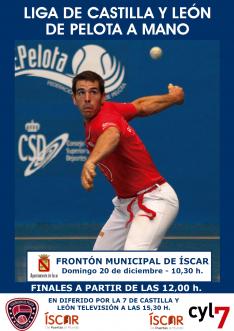 Foto 5 - La final de liga de pelota de Castilla y León, con sello soriano, a las 15:30 horas de este domingo por la 7 de Castilla y León
