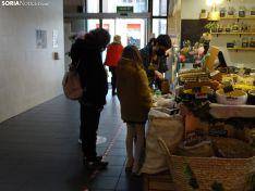 Mercado Municipal durante la mañana de Nochebuena.