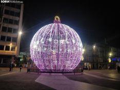 Foto 2 - Soria, la capital de provincia que más invierte por habitante en luces de Navidad
