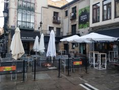 Terrazas bares Soria.