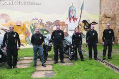 Motoclub Arévacos: locos por las motos