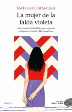 Foto 2 - Este martes, debate literario sobre el título 'La mujer de la falda violeta'