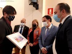 Una imagen de la presentación, hoy, en el salón Posada del Palacio Provincial. /SN