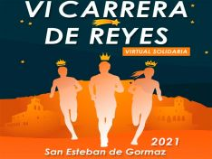 Todo preparado para la carrera 'virtual' de Reyes en San Esteban