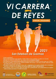 Foto 2 - Todo preparado para la carrera 'virtual' de Reyes en San Esteban