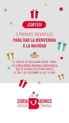 Foto 2 - El Ayuntamiento celebrará un sorteo con premios para cinco niños entre los bonos convivencia descargados hasta el día 3